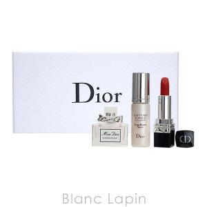 【ミニサイズセット】 クリスチャンディオール Dior ギフトセット 7ml/5ml/1.5g [515351]|blanc-lapin