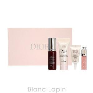 【箱・外装不良】【ミニサイズセット】 クリスチャンディオール Dior カプチュールトータルボックスセット 7mlx2/5ml/2ml [081618]|blanc-lapin