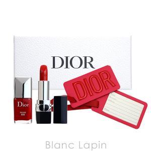 【ミニサイズセット】 クリスチャンディオール Dior リップ&ネイルセット 1.5g/7ml [557511]【hawks202110】【ポイント5%】 blanc-lapin