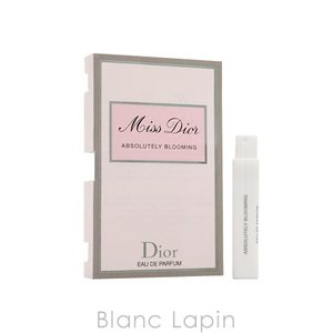 【液漏れ】【ミニサイズ】クリスチャンディオール Dior ミスディオールアブソリュートリーブルーミグ EDP 1ml [300032]|blanc-lapin