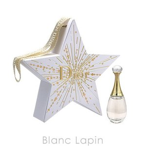 【ミニサイズ】 クリスチャンディオール Dior ジャドール EDP スターボックス   5ml [475679]|blanc-lapin