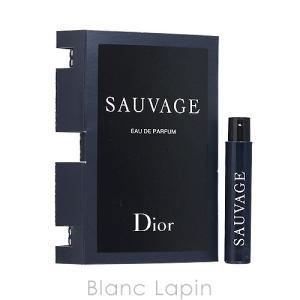 【ミニサイズ】 クリスチャンディオール Dior ソヴァージュ EDP 1ml [371889]|blanc-lapin