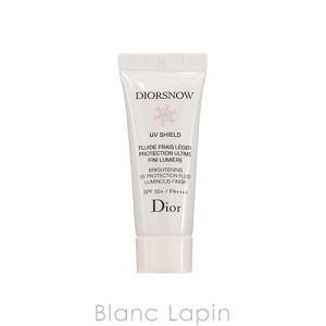 【ミニサイズ】 クリスチャンディオール Dior スノーブライトニングUVプロテクション50+ 7ml [058528]【メール便可】|blanc-lapin