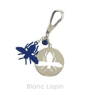 【ノベルティ】 クリスチャンディオール Dior チャーム ビー #シルバー/ブルー [504850]【メール便可】【hawks202110】|blanc-lapin