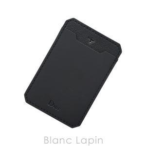 【ノベルティ】 クリスチャンディオール Dior カードホルダー #ブラック [076805]【メール便可】【hawks202110】|blanc-lapin