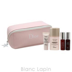 【ノベルティ】 クリスチャンディオール Dior カプチュールトータルスキンケアセット1 [447454]