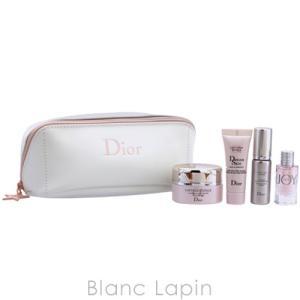 【ノベルティ】 クリスチャンディオール Dior カプチュールトータルスキンケアセット2 #ホワイト/ピンク [473842]