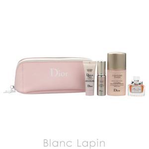 クリスチャンディオール Dior 【ミニサイズセット】カプチュールトータルスキンケアセット3 #ピンク [072760]|blanc-lapin