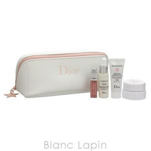 クリスチャンディオール Dior 【ミニサイズセット】ディオールスノートライアルセット #ホワイト [072739]|blanc-lapin