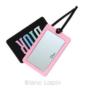 【ノベルティ】 クリスチャンディオール Dior ミラー #ブラック/ピンク [383172]|blanc-lapin