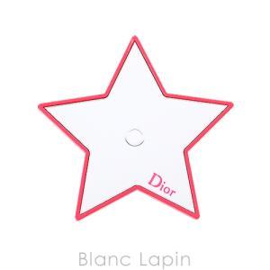 【ノベルティ】 クリスチャンディオール Dior スターポケットミラー #レッド [074252]|blanc-lapin