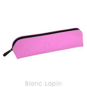 【ノベルティ】 クリスチャンディオール C.DIOR コスメポーチ ペンケース型 #ピンク [361590]|blanc-lapin
