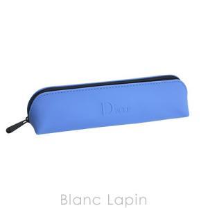 【ノベルティ】 クリスチャンディオール Dior コスメポーチ ペンケース型 #ブルー [367561]|blanc-lapin
