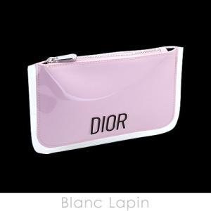 【ノベルティ】 クリスチャンディオール Dior コスメポーチ フラット #ピンク [420556]【メール便可】|blanc-lapin