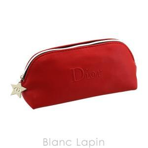 promo code 4606a 06c0c 【ノベルティ】 クリスチャンディオール Dior コスメポーチ スターチャーム #レッド [425155]