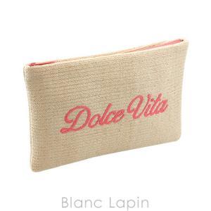 【ノベルティ】 クリスチャンディオール Dior コスメポーチ ドルチェヴィータ [056678]|blanc-lapin