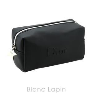 official photos a08ac 969f9 【ノベルティ】 クリスチャンディオール Dior コスメポーチスクエア スターチャーム #ブラック [056470]