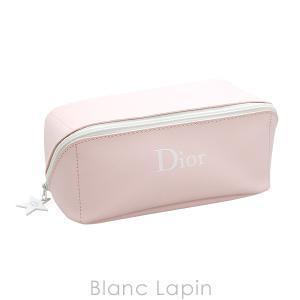 【ノベルティ】 クリスチャンディオール Dior コスメポーチ ワイドオープン #ライトピンク [447430]|blanc-lapin