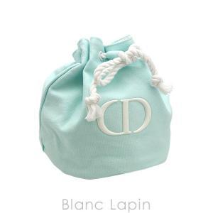 【ノベルティ】 クリスチャンディオール Dior バケットポーチ #アイスグリーン [346313] blanc-lapin