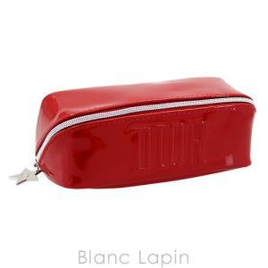 【ノベルティ】 クリスチャンディオール Dior コスメポーチ ワイドオープン #レッド [072692] blanc-lapin