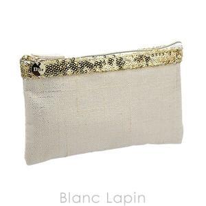【ノベルティ】 クリスチャンディオール Dior コスメポーチ フラット #ゴールド [464383]【メール便可】|blanc-lapin
