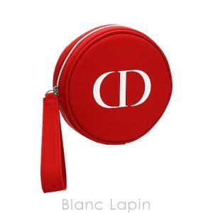 【ノベルティ】 クリスチャンディオール Dior アクセサリーポーチ #レッド [486217]|blanc-lapin