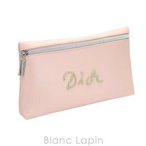【バッグ・ポーチ汚れ】【ノベルティ】 クリスチャンディオール Dior クラッチポーチ #ピンク [499699] blanc-lapin