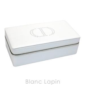【ノベルティ】 クリスチャンディオール Dior ジュエリーケース #ホワイト [077338]【hawks202110】|blanc-lapin