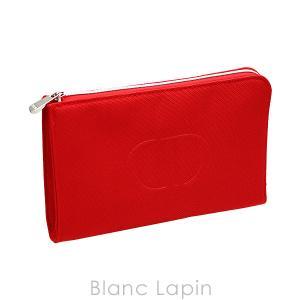 【ノベルティ】 クリスチャンディオール Dior コーナージップポーチ #レッド [561846]【hawks202110】|blanc-lapin