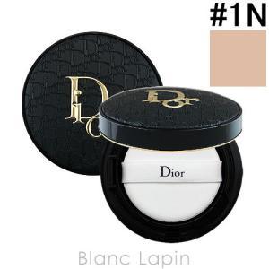 クリスチャンディオール Dior ディオールスキンフォーエヴァークッション ディオールマニアゴールドエディション #1N ニュートラル 14g [548359] blanc-lapin