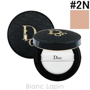 クリスチャンディオール Dior ディオールスキンフォーエヴァークッション ディオールマニアゴールドエディション #2N ニュートラル 14g [548465] blanc-lapin