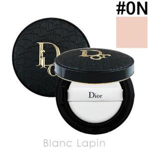クリスチャンディオール Dior ディオールスキンフォーエヴァークッション ディオールマニアゴールドエディション #0N ニュートラル 14g [548342] blanc-lapin