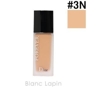クリスチャンディオール Dior ディオールスキンフォーエヴァーフルイドマット #3N 30ml [437844]|blanc-lapin