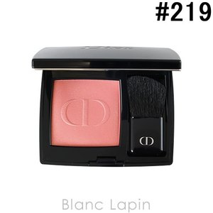 クリスチャンディオール Dior ディオールスキンルージュブラッシュ #219 ローズ モンテーニュ...