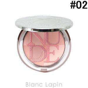 クリスチャンディオール Dior ディオールスキンミネラルヌードグロウパウダー #02 ピンク ティーズ 10g [400008]【メール便可】|blanc-lapin