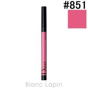 クリスチャンディオール Dior ディオールショウオンステージライナー #851 マット ピンク 0.55ml [380089]【メール便可】|blanc-lapin