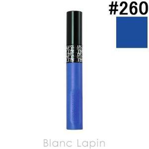 【箱・外装不良】クリスチャンディオール Dior マスカラディオールショウパンプ&ボリューム #260 ブルー パンプ 6g [383424]【メール便可】 blanc-lapin