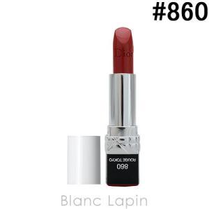 【テスター】 クリスチャンディオール Dior ルージュディオール #860 ルージュトーキョー [055381]【メール便可】【ポイント5倍】|blanc-lapin