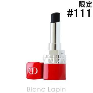 クリスチャンディオール Dior ルージュディオールウルトラルージュ #111 ウルトラ ナイト 47 3.2g [414203]【メール便可】|blanc-lapin
