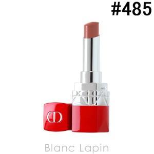 クリスチャンディオール Dior ルージュディオールウルトラルージュ #485 ウルトラ ラスト 3.2g [408721]【メール便可】|blanc-lapin