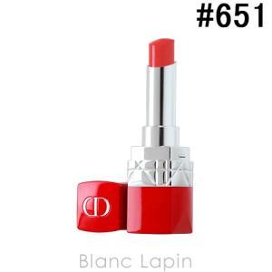 クリスチャンディオール Dior ルージュディオールウルトラルージュ #651 ULTRA FIRE 3.2g [408868]【メール便可】|blanc-lapin