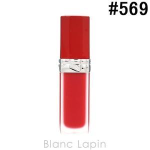 クリスチャンディオール Dior ルージュディオールウルトラリキッド #569 ファンタジー 6ml [472999]【メール便可】 blanc-lapin