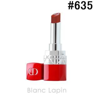 クリスチャンディオール Dior ルージュディオールウルトラバーム #635 エクスターゼ 3.2g [476430]【メール便可】 blanc-lapin