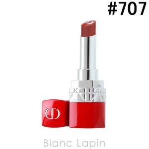 【容器不良】クリスチャンディオール Dior ルージュディオールウルトラバーム #707 ブリス 3.2g [476362]【メール便可】 blanc-lapin
