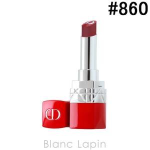 クリスチャンディオール Dior ルージュディオールウルトラバーム #860 フラート 3.2g [476409]【メール便可】 blanc-lapin