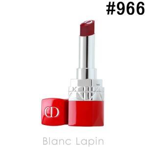 クリスチャンディオール Dior ルージュディオールウルトラバーム #966 デザイア 3.2g [481113]【メール便可】 blanc-lapin