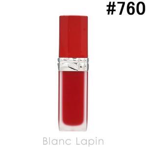 クリスチャンディオール Dior ルージュディオールウルトラリキッド #760 ディオレット 6ml [473026]【メール便可】 blanc-lapin