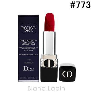 クリスチャンディオール Dior ルージュディオール #773 ボヌール ベルベット 3.5g [527149]【メール便可】|blanc-lapin