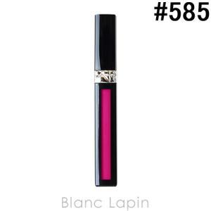 クリスチャンディオール Dior ルージュディオールリキッド #585 ショックマット 6ml [356732]【メール便可】【決算クリアランス】|blanc-lapin
