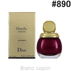 クリスチャンディオール Dior ヴェルニディオリフィック #890 オダス 12ml [418423]|blanc-lapin